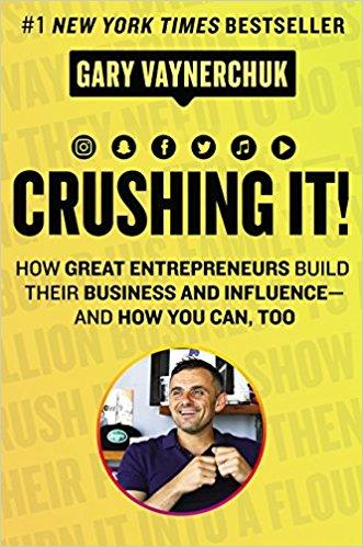 Crushing It! Top inspiring books for female entrepreneurs, bloggers and lady bosses - Lola Celeste