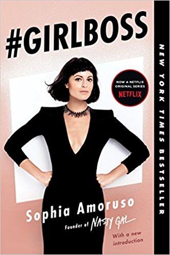 Girl Boss, Top inspiring books for female entrepreneurs, bloggers and lady bosses - Lola Celeste