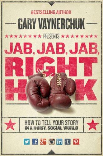 Jab, Jab, Jab, Right Hook, Top inspiring books for female entrepreneurs, bloggers and lady bosses - Lola Celeste