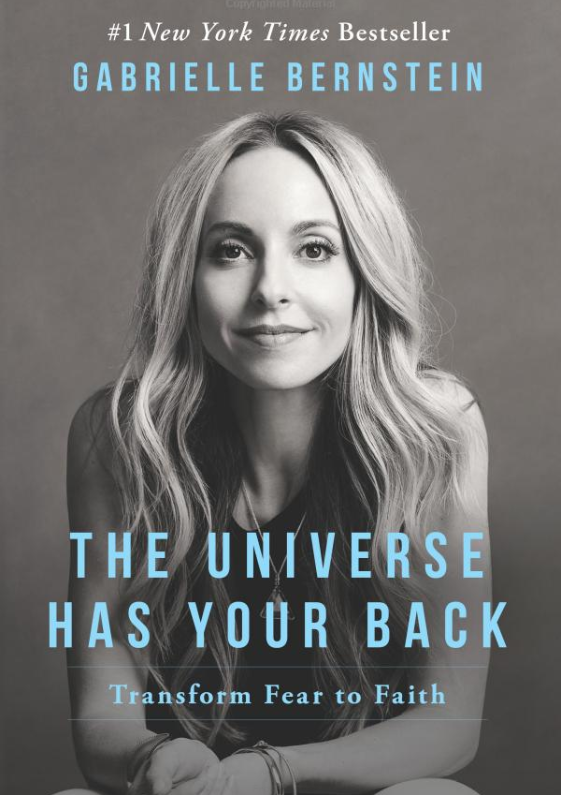 The Universe Has Your Back , Top inspiring books for female entrepreneurs, bloggers and lady bosses - Lola Celeste